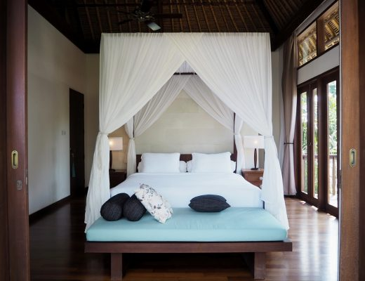 Villa Tirtha Bedroom (Upper Floor) | joanne-khoo.com
