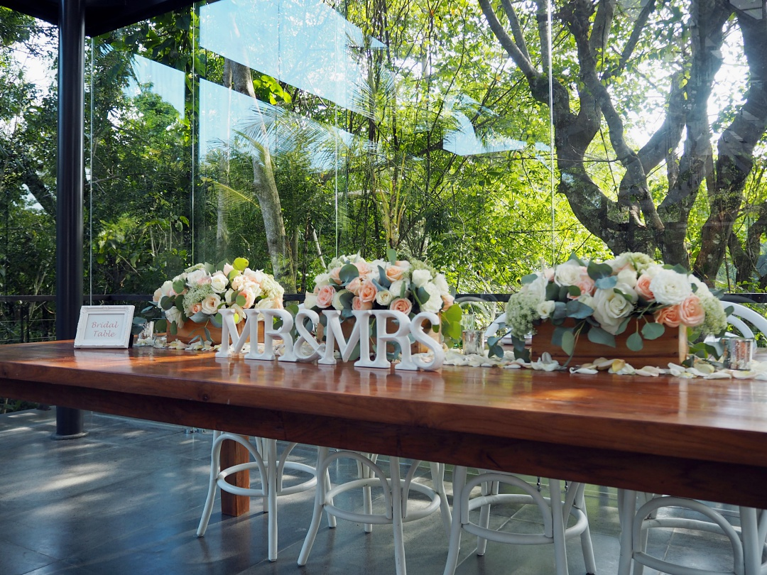 The Glass House by Tirtha Bridal | joanne-khoo.com